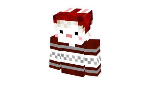 Labbits Skin   Minecraft Christmas Skins Download