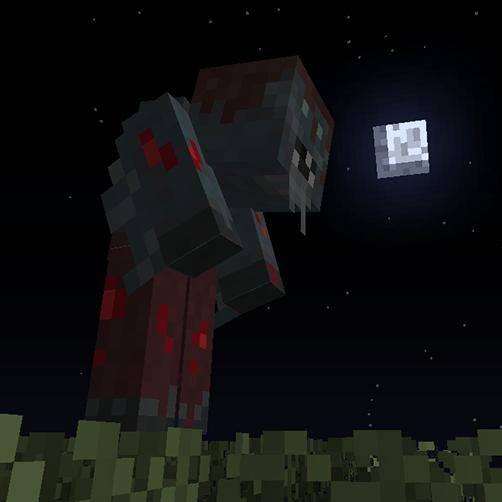 Lycanites Mobs Mod Screenshot Ghoul Zombie