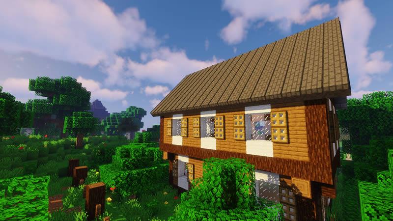 Macaw's Roofs Mod Screenshot 2