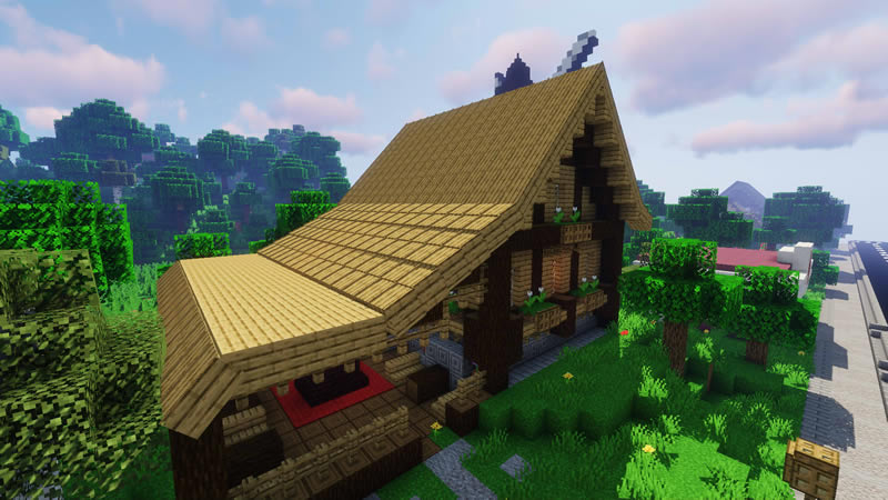 Macaw's Roofs Mod Screenshot 3