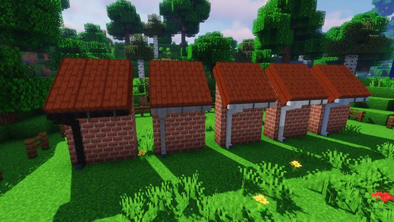 Macaw's Roofs Mod Screenshot 5