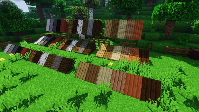 Macaw's Roofs Mod Screenshot 6
