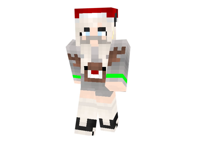 Madyax Skin for Girl Minecraft
