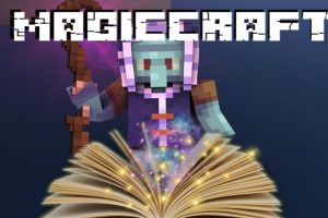 MagicCraft Mod for Minecraft 1.14.4 (Two New Biomes)