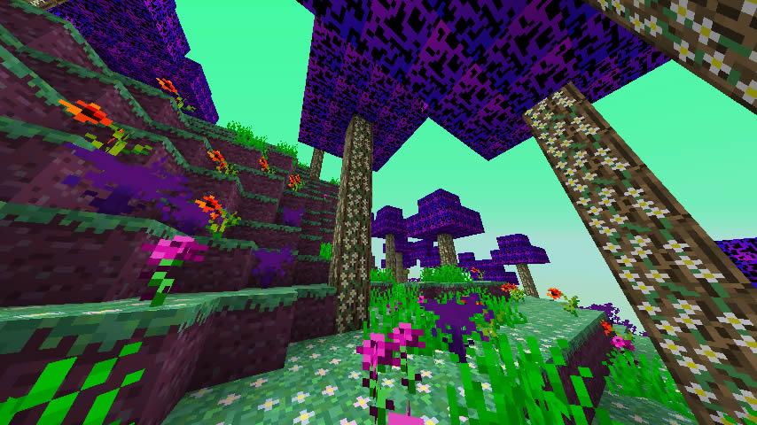 MagicCraft Mod Screenshot