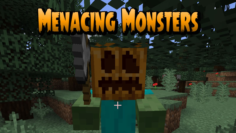 Menacing Monsters - New Evil Mobs Mod for Minecraft