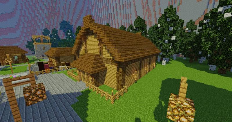 MineColonies Mod Screenshot 2