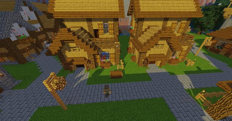 MineColonies Mod Screenshot 4