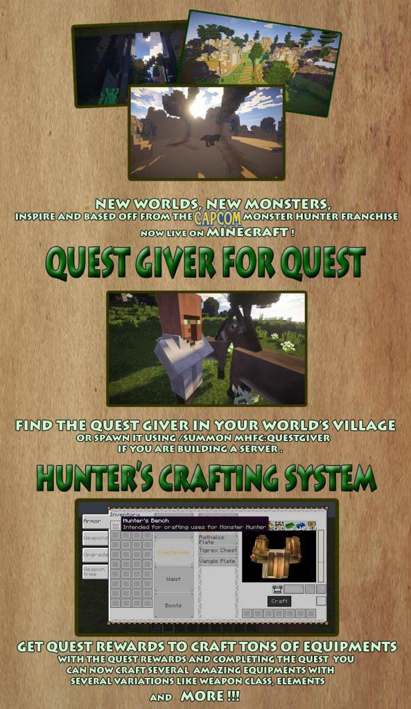 Monster Hunter Frontier Craft Mod Screenshot