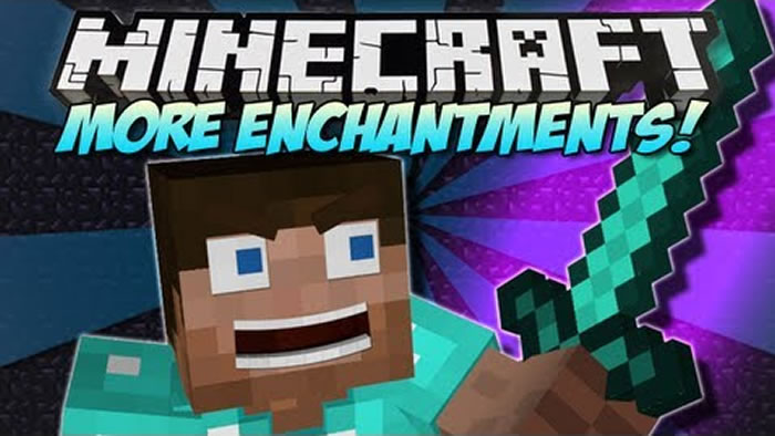 More Enchantments Mod for Minecraft