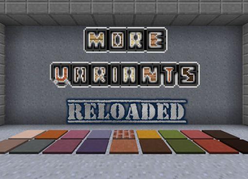 More Variants Reloaded Mod