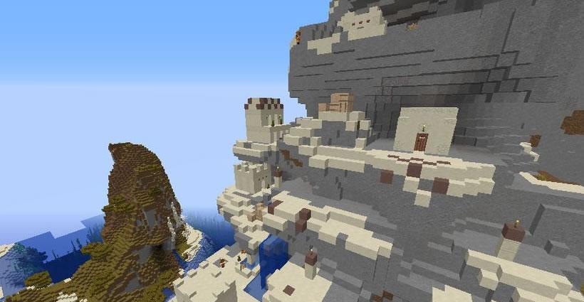 Most Unusual Village Seed Screenshot 2