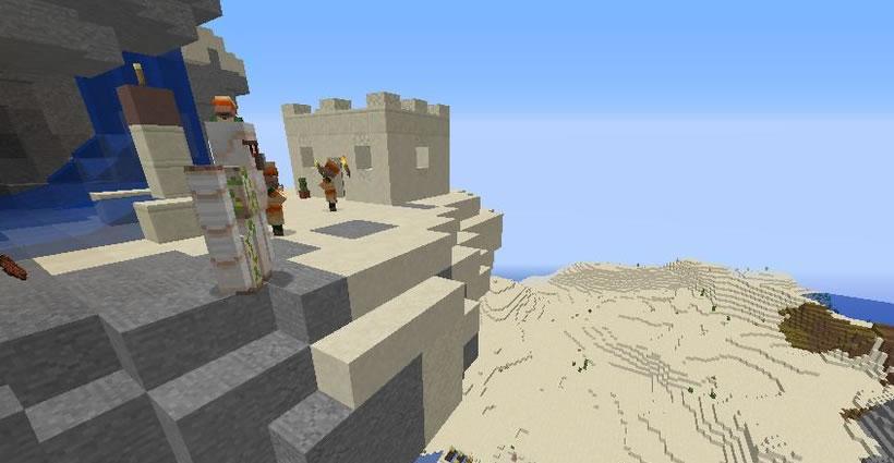 Most Unusual Village Seed Screenshot 3