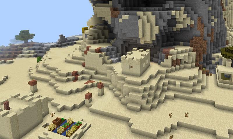 Most Unusual Village Seed Screenshot 5