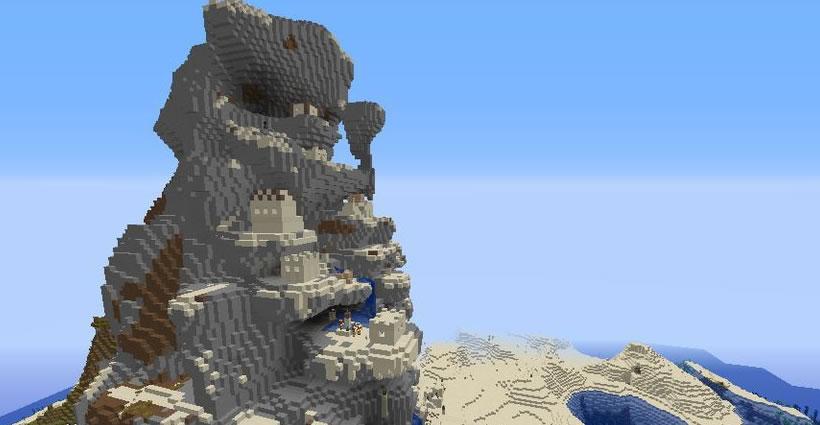 Most Unusual Village Seed Screenshot