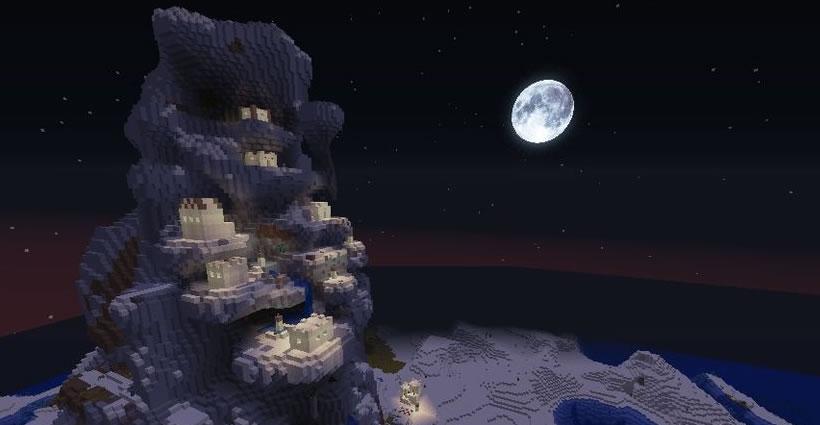 Most Unusual Village Minecraft 1.15.1/1.14.4 Seed
