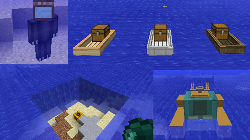 Oceania Mod Screenshots