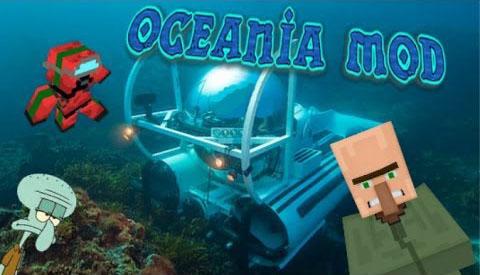 Oceania Mod (Submarine)