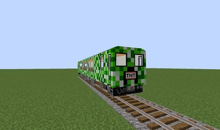 Real Train Mod Screenshot 8