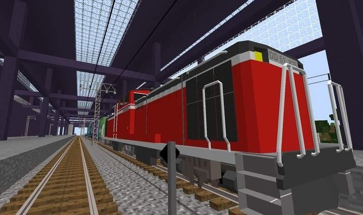 Real Train Mod Screenshot 9