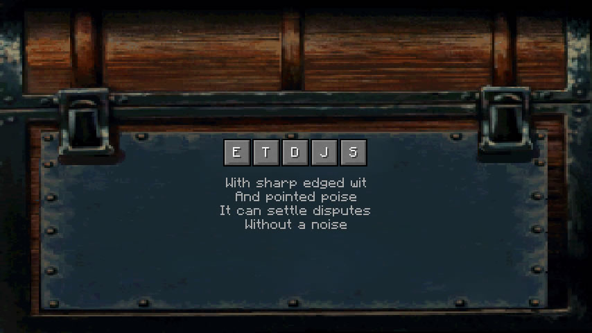 Riddle Chests Mod Screenshot