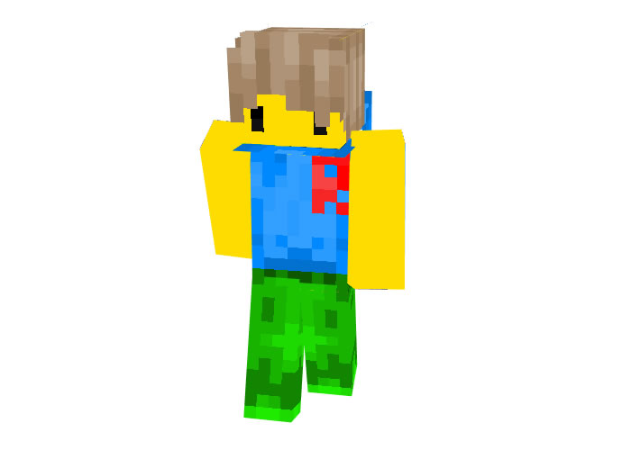 Roblox Boy Skin