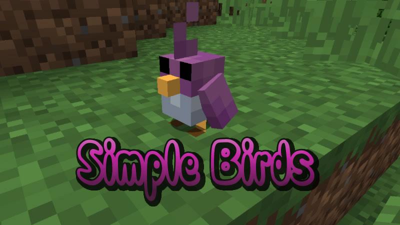 Simple Birds Mod