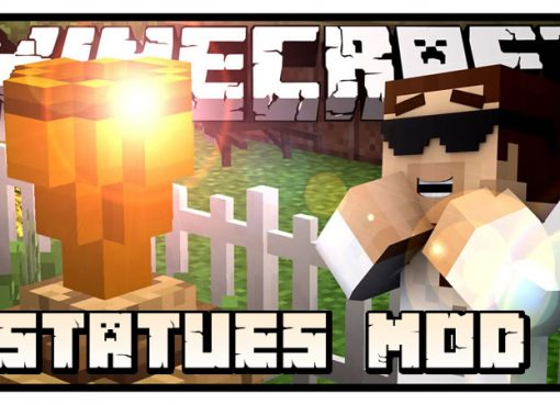 Statues Mod for Minecraft