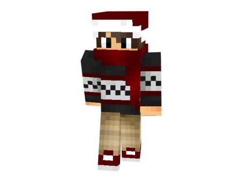 StoneDomino Skin for Boys Minecraft