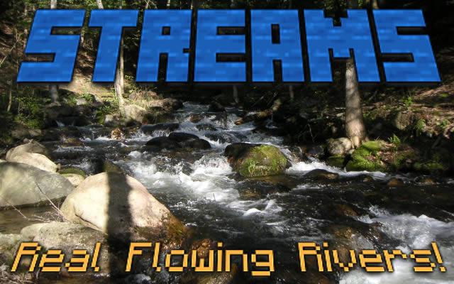 Streams Mod