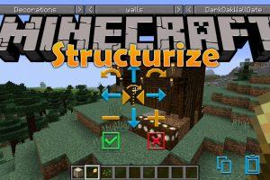 Structurize Mod