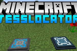 Tesslocator Mod