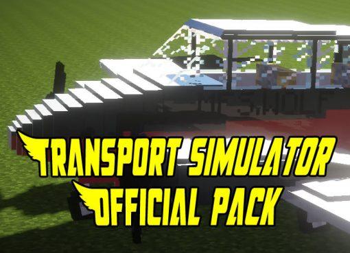 Transport Simulator Official Pack Mod