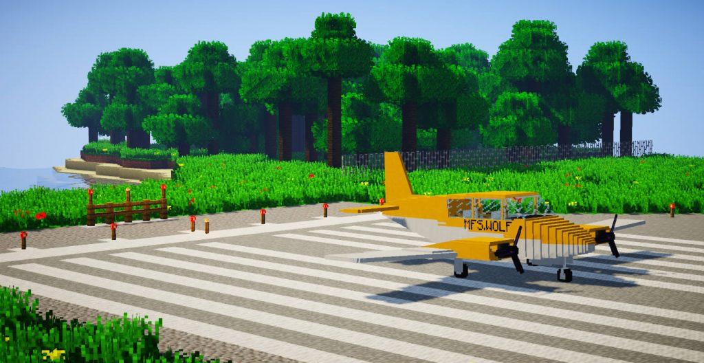 Transport Simulator Official Pack Mod Comanche Screenshot