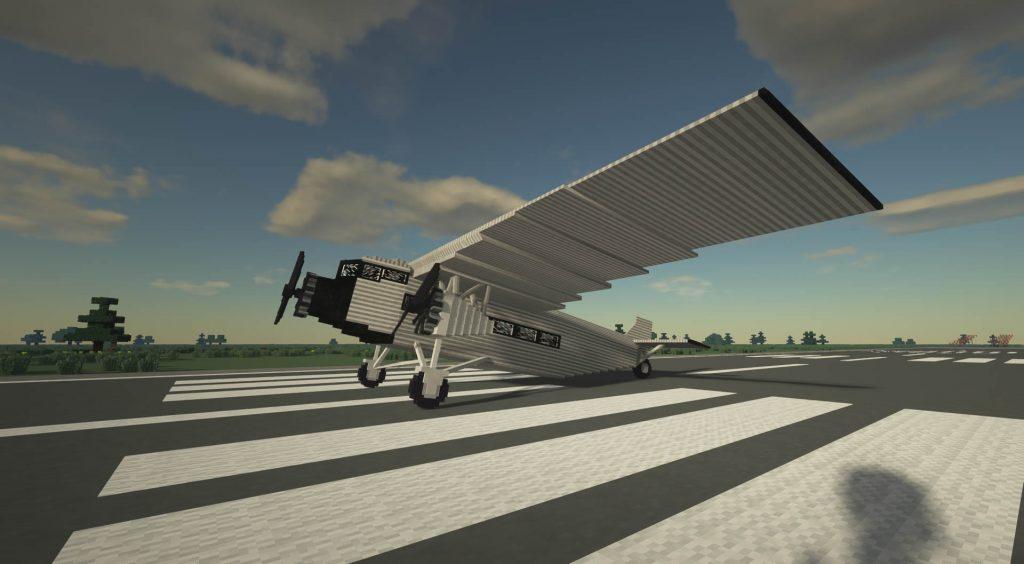 Transport Simulator Official Pack Mod Ford Trimotor Screenshot