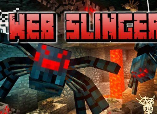 Web Slinger Mod