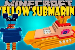 Yellow Submarine Mod