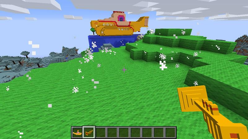 Yellow Submarine Mod Screenshot 3