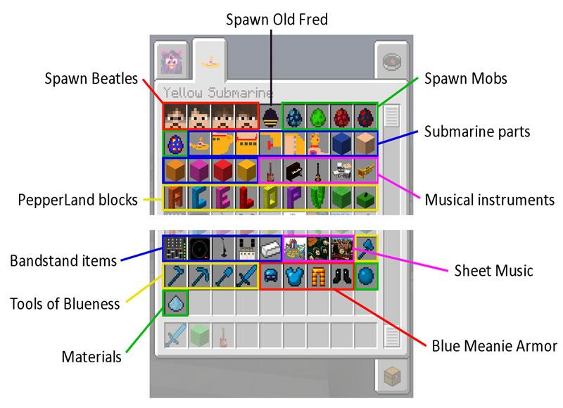Yellow Submarine Mod Screenshot 5