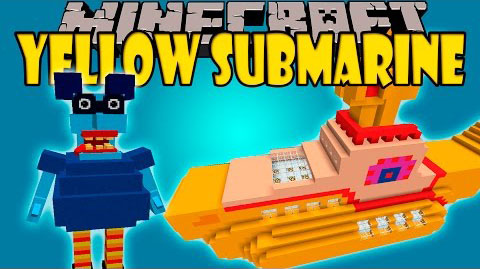 Yellow Submarine Mod