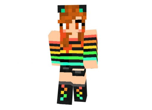 awesomekitten04 Skin for Minecraft