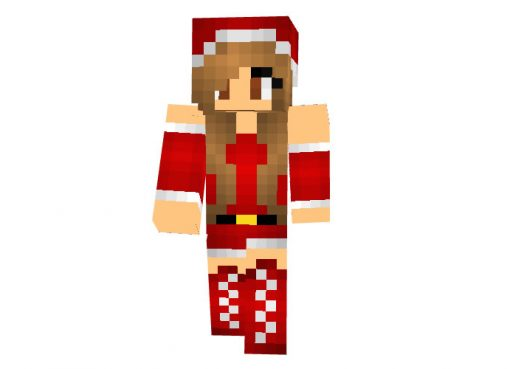emmygirl04 Skin | Minecraft Christmas Skins