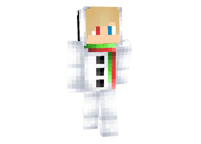 maceraciyim (Snowman) Skin