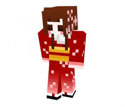 marororo Skin | Christmas Skins for Minecraft