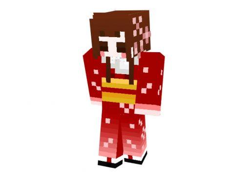 marororo Skin   Christmas Skins for Minecraft