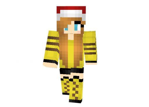 speedishadow123 Skin | Minecraft Christmas Skins