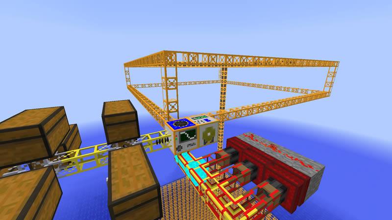 Additional Enchanted Miner Mod Screenshot