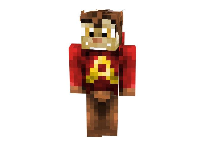 Alvin Skin (Alvin and the Chipmunks)