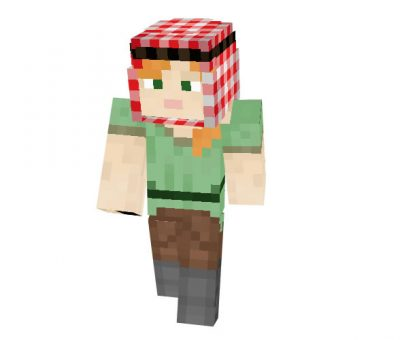 Arab Alex Skin for Minecraft