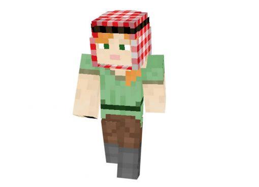 Arab Alex Skin for Minecraft